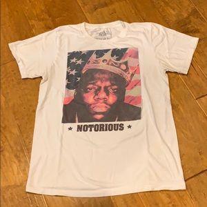 American Rag Notorious B.I.G. T shirt